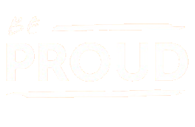 BeProud Logo alternative