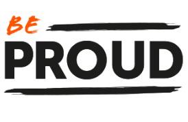 BeProud Logo